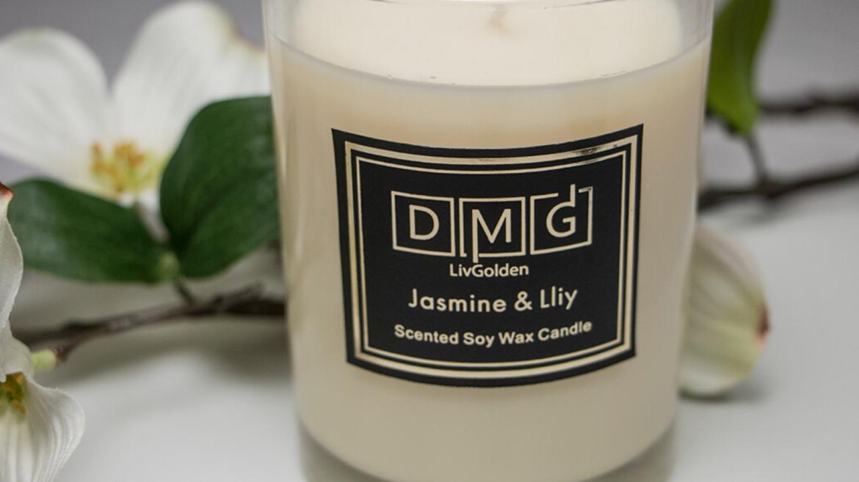 DMG LivGolden Jasmine & Lily Fragrance